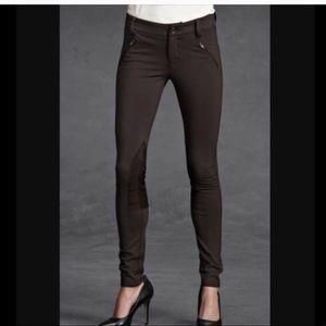 CAbi Pants - CAbi Style 941 Chocolate Brown Ponte Riding Pants